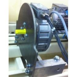 Support moteur PMS080 acier...