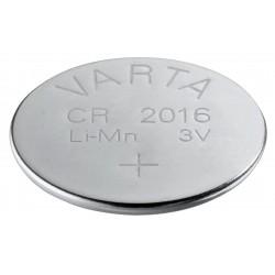 Pile bouton Lithium 3V CR2016