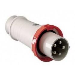 Male plug 3P+N+T 125A...