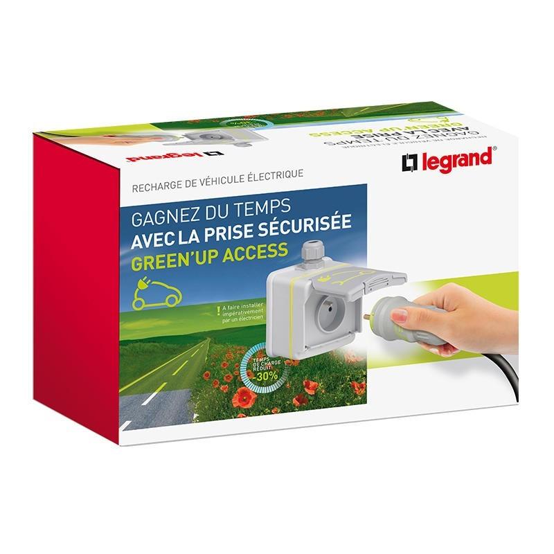 Kit Prêt à Poser Greenup Access Pour Véhicule électrique
