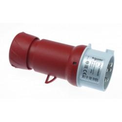 Male Plug 3P+N+T 16A...