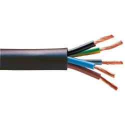 Câble souple 5G6 le mètre