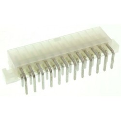 MOLEX MINI-FIT socket...