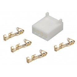 Kit connecteur femelle KK 4...