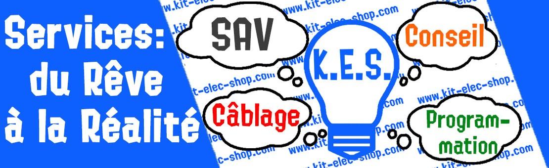 Services proposés par Kit Elec Shop