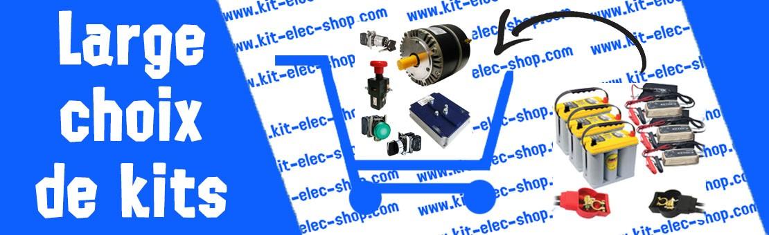 Kit de matériels électriques